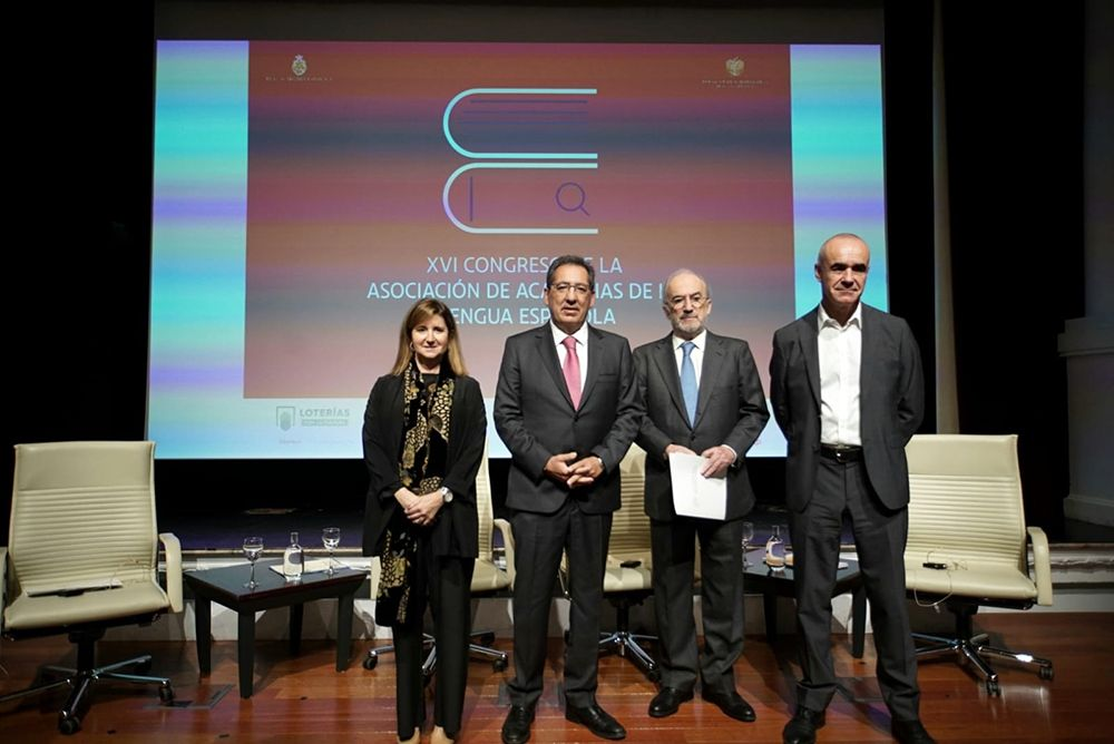 congreso de Lengua Española en Sevilla