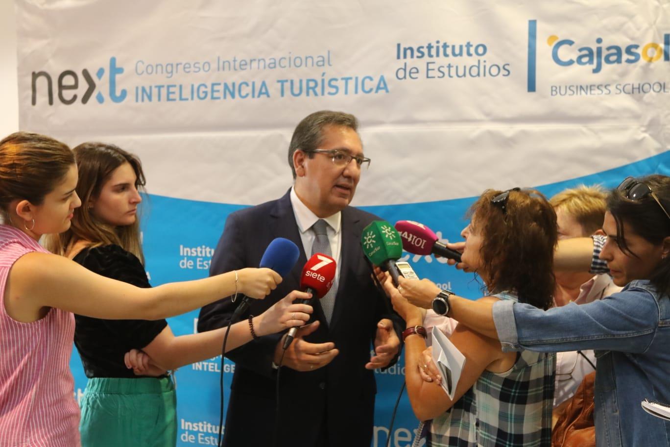 Antonio Pulido Instituto Estudios Cajasol