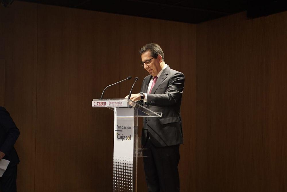 Antonio Pulido Jornada Transicion Energetica