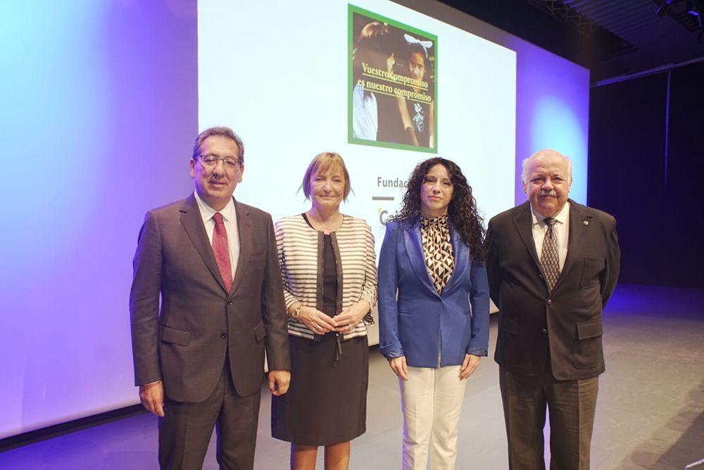 Cajasol y CaixaBank presentan resultados de su programa de ayudas a iniciativas sociales
