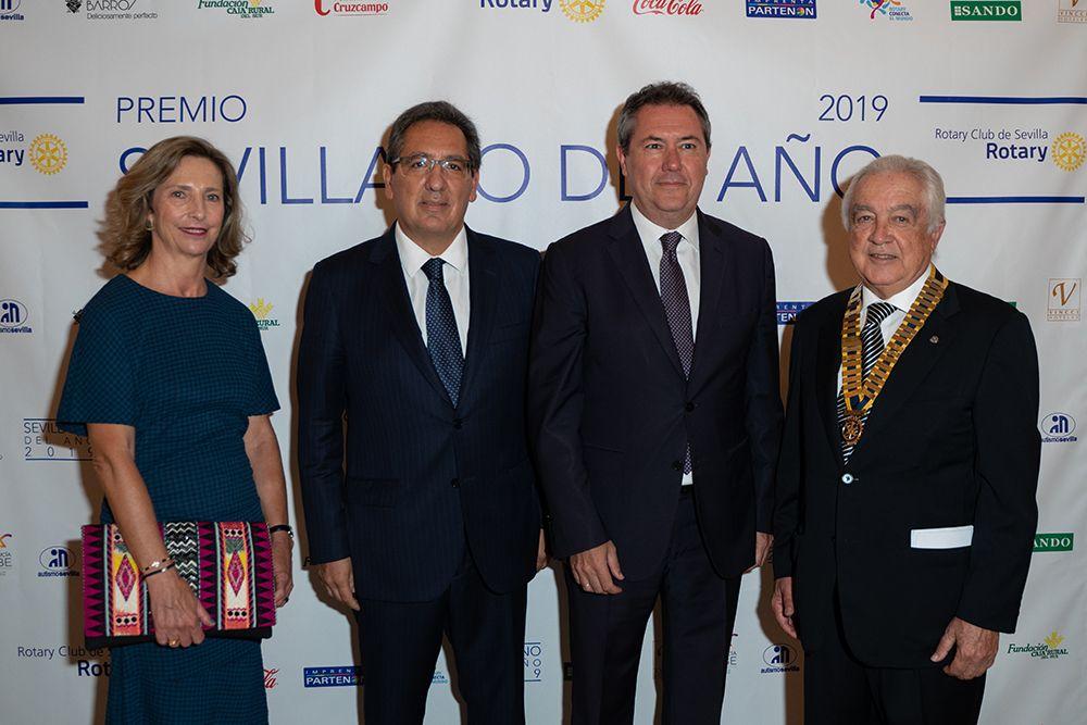 Antonio Pulido y Juan Espadas