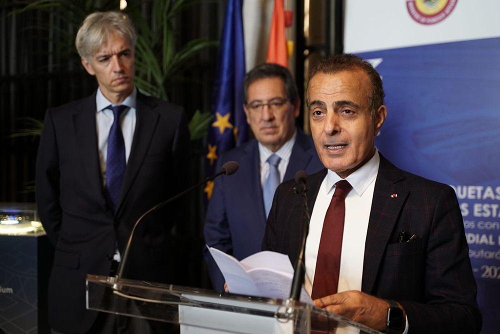 Mohammed Jaham Al-Kuwari, Embajador de Qatar en España