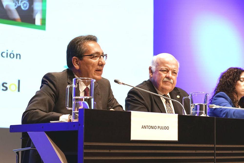 Fundacion Bancaria la Caixa y Fundacion Cajasol presentan resultados