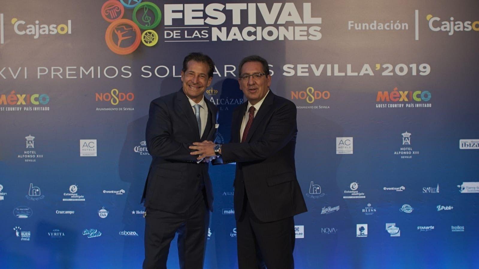 Fundacion Cajasol Festival de las Naciones