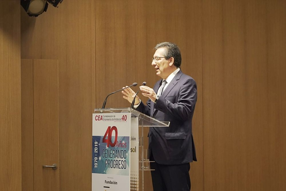 Fundaciones y empresas, 'Compromiso social con Andalucía'