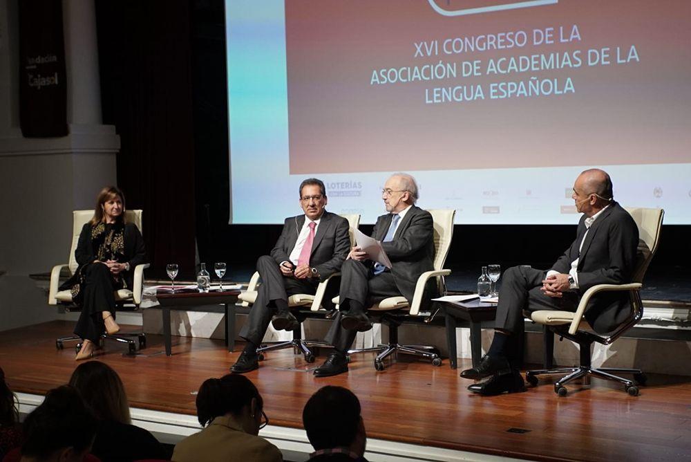 Lengua española en Cajasol