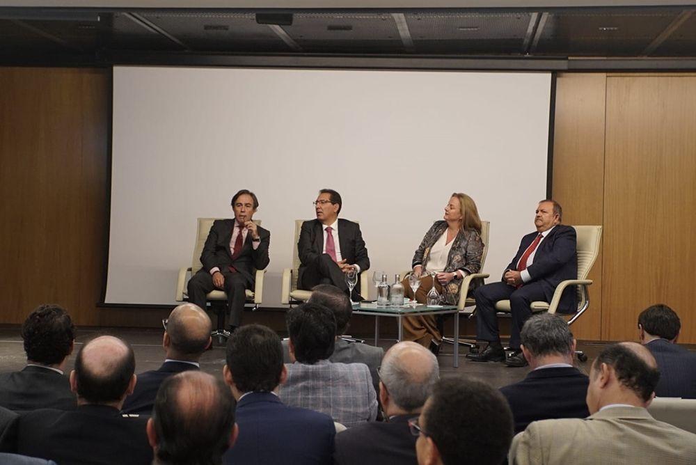 Panel de expertos en Fundación Cajasol