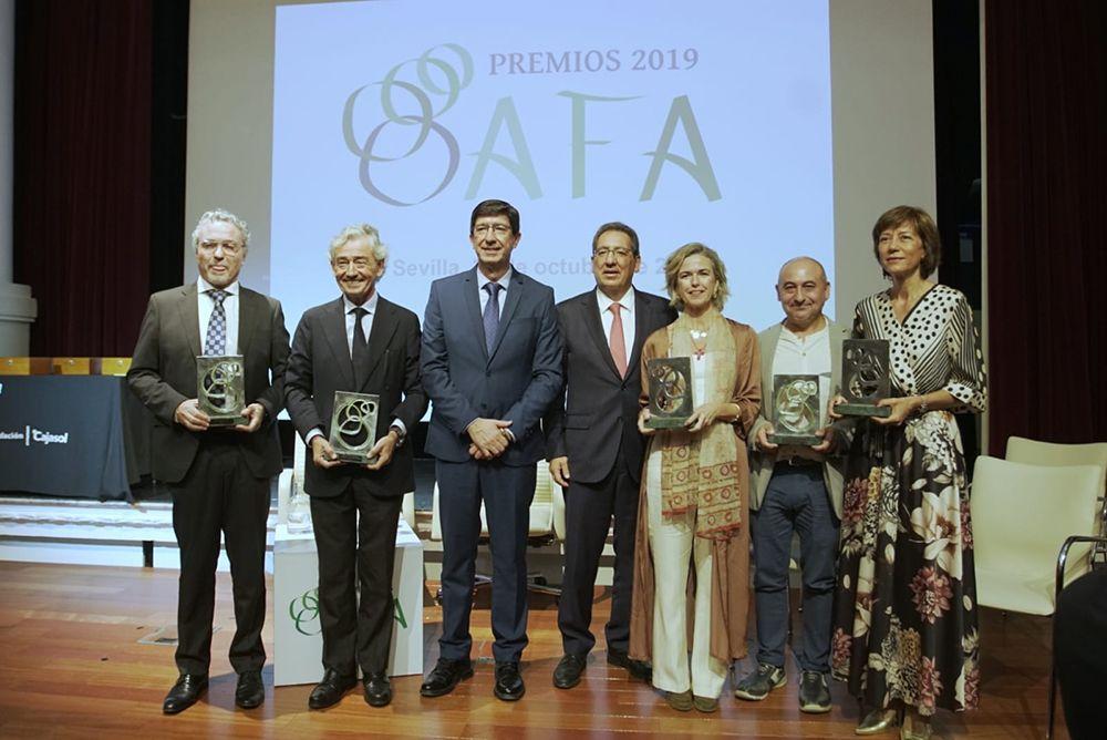 Premiados Asociaciones y Fundaciones Andaluzas