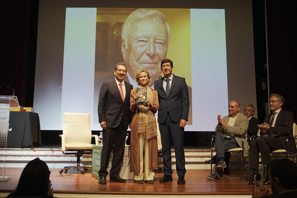 Premio a la Trayectoria a título póstumo a José Luis García Palacios