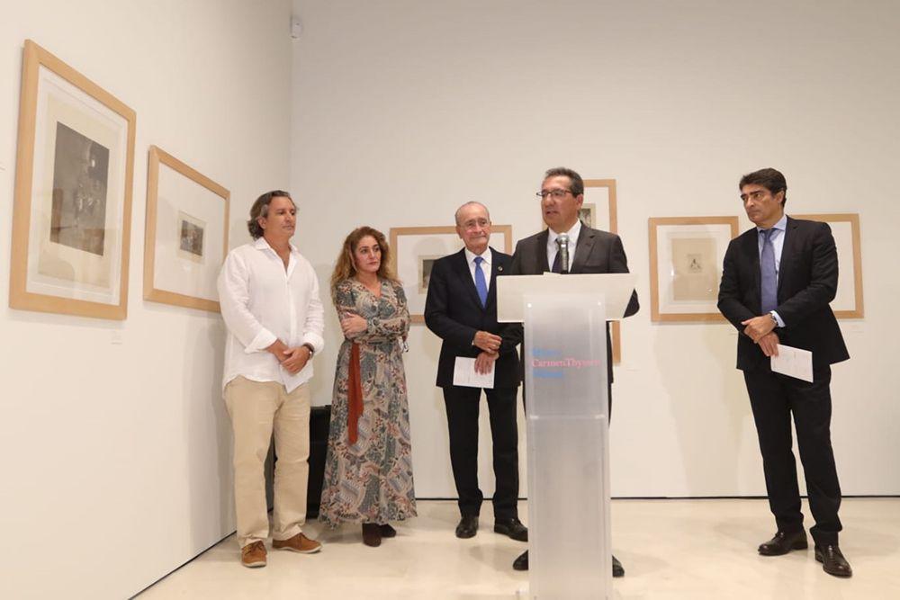 Intervención de Antonio Pulido Gutiérrez
