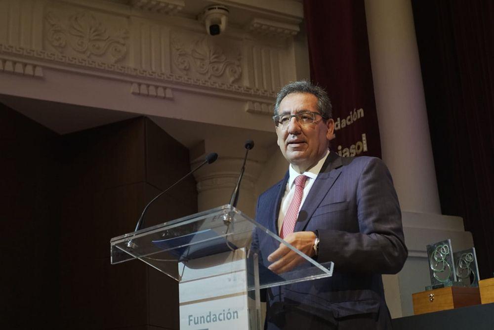 Antonio Pulido en Premios AFA 2019