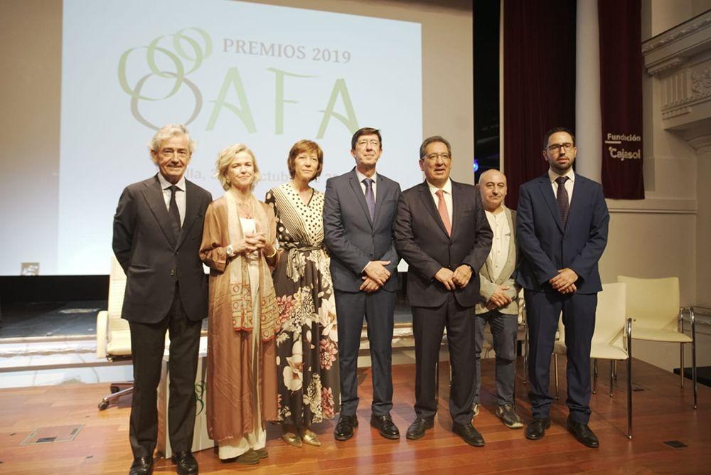 Todos los premiados de Asociaciones y Fundaciones Andaluzas