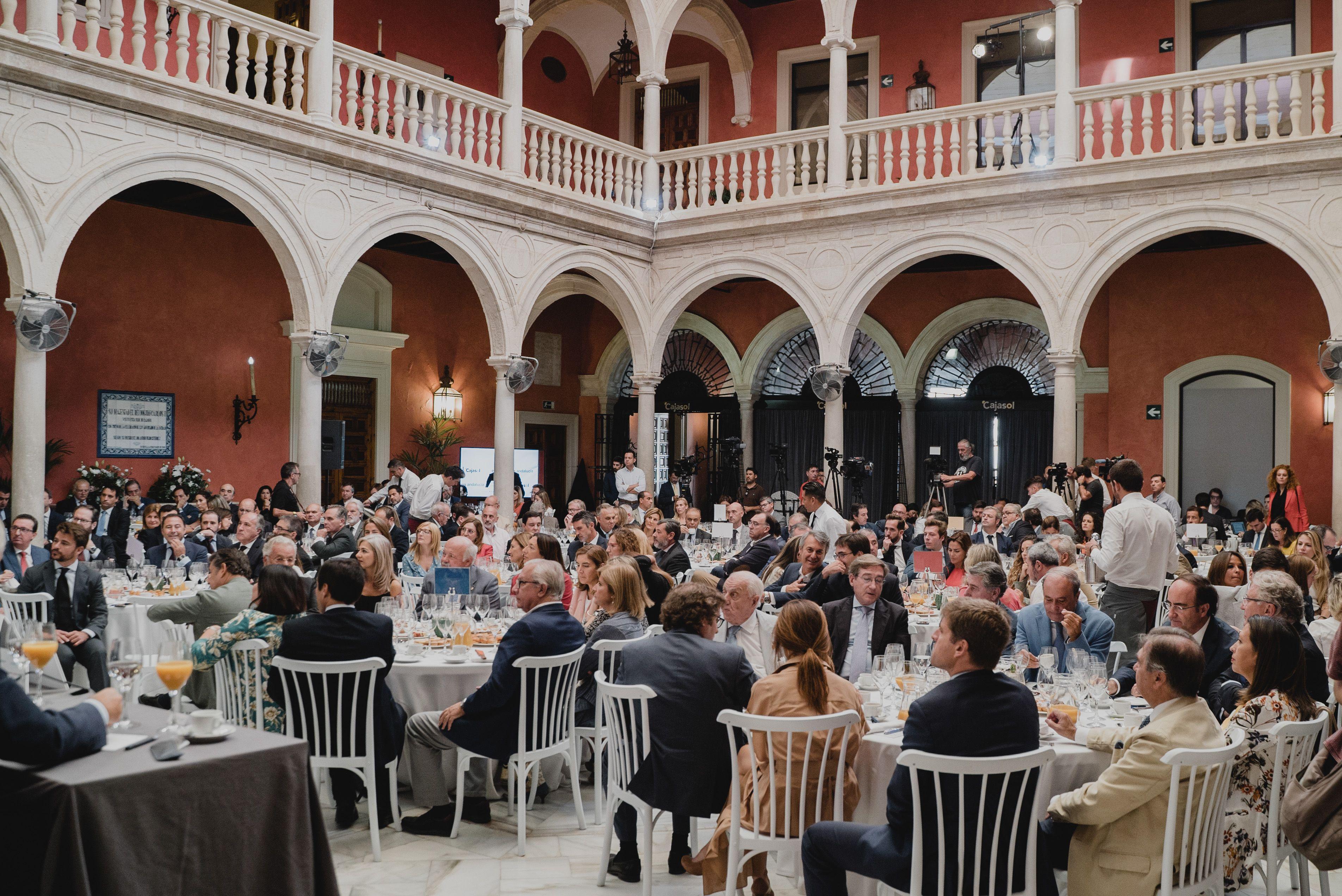 Sede de Fundación Cajasol