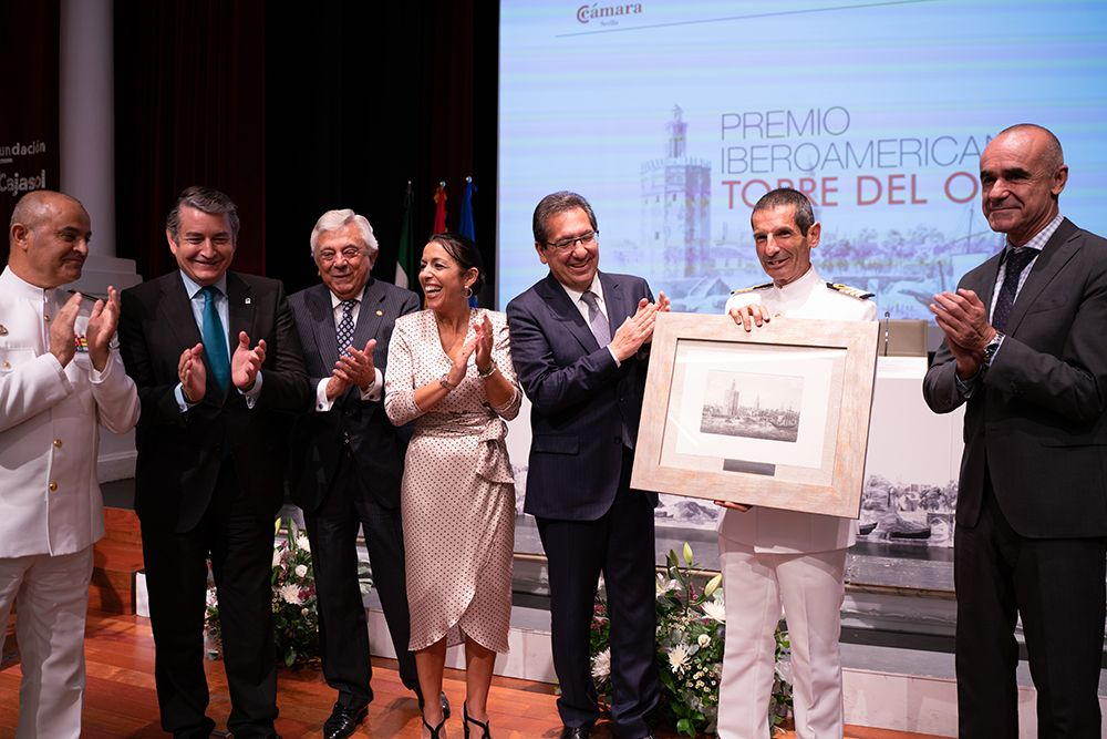 Premio Iberoamericano Torre del Oro 2019