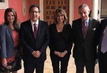 Desayunos Informativos de Europa Press con Susana Díaz