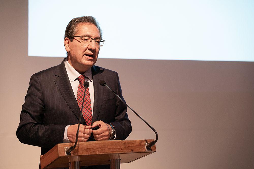 Antonio Pulido - La Caixa y Fundación Cajasol