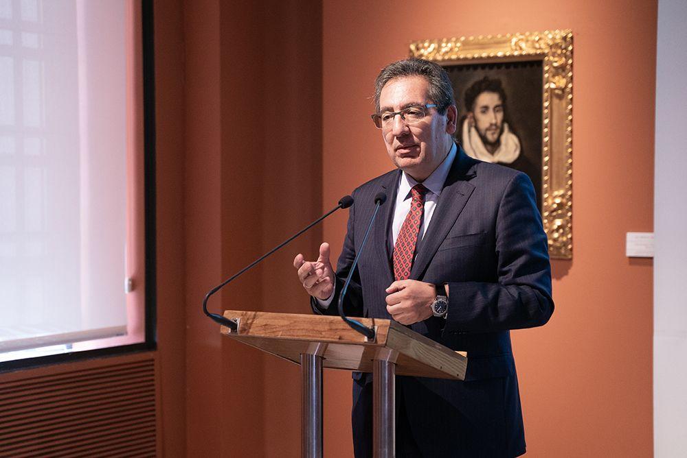 La Caixa, Fundación Cajasol y Amigos del Museo de Bellas Artes de Sevilla