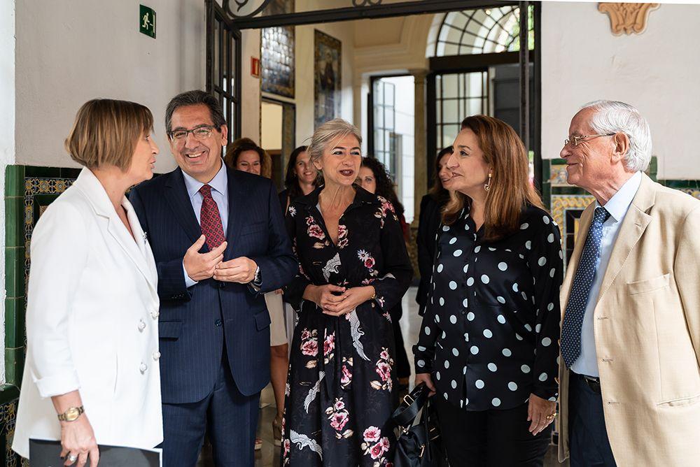 Convenio Fundación Cajasol y la Caixa
