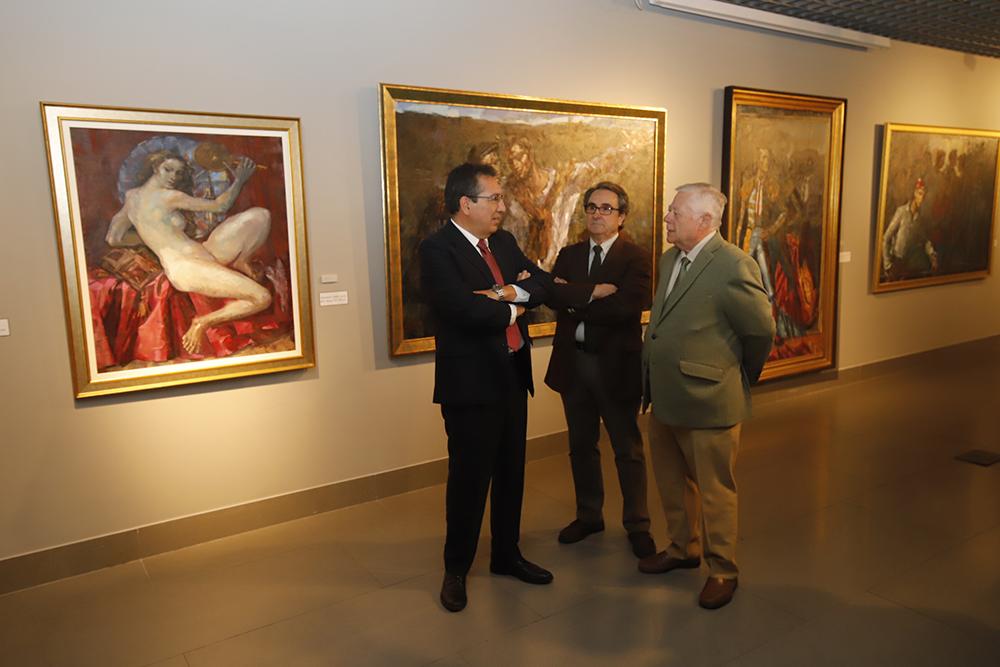 Visita oficial Fundación Cajasol