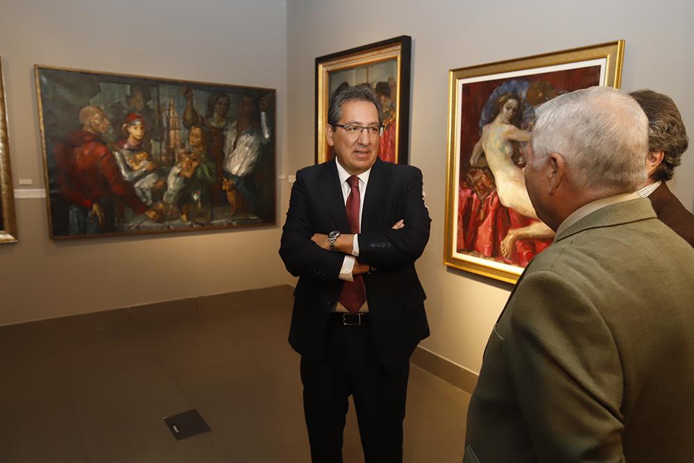 Antonio Pulido, Fundación Cajasol Córdoba