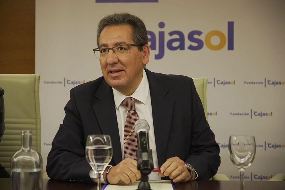 Antonio Pulido Gutiérrez Fundación Cajasol