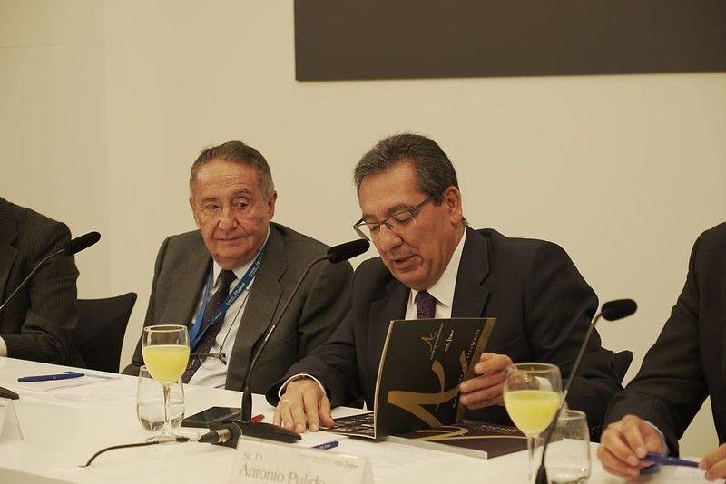 Antonio Pulido en Club de Directivos