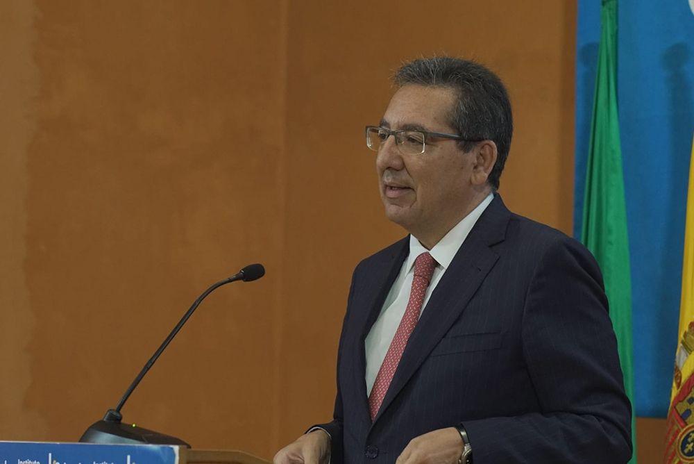 Antonio Pulido, Instituto de Estudios Cajasol