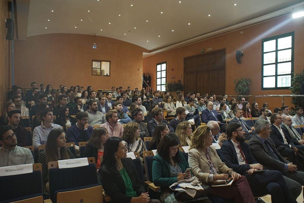 Apertura del curso académico en Instituto de Estudios Cajasol