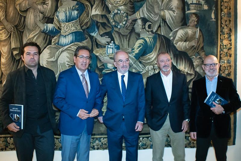 Hito en Fundación Cajasol