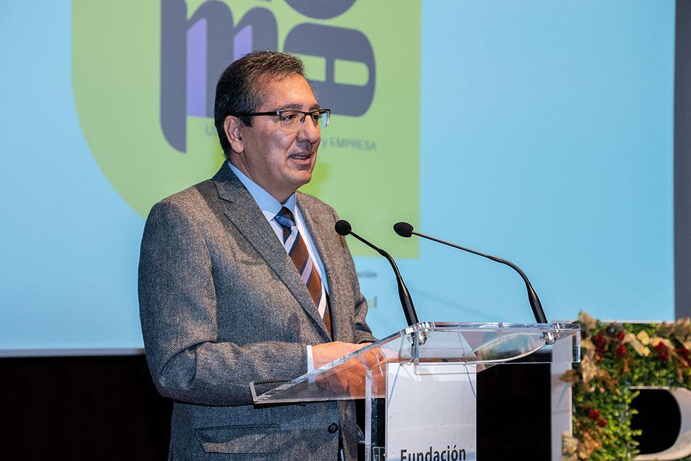 Bienvenida de D. Antonio Pulido Gutiérrez a los Premios Roma