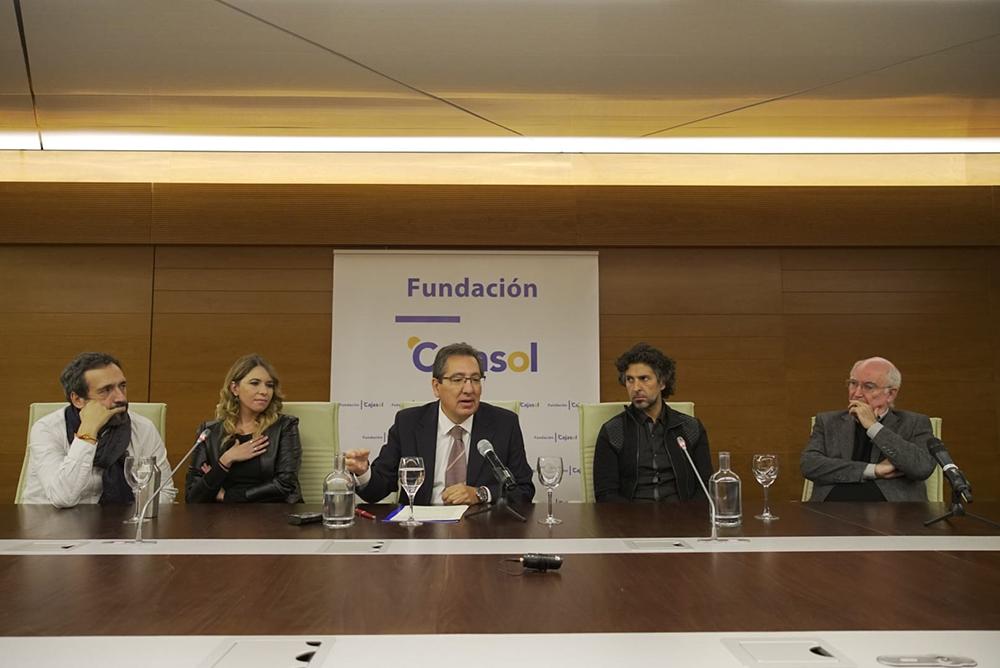 Fundación Cajasol presenta los conciertos de Navidad