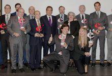 Entrega de los XIV Premios Ejecutivos Andalucía en la Fundación Cajasol
