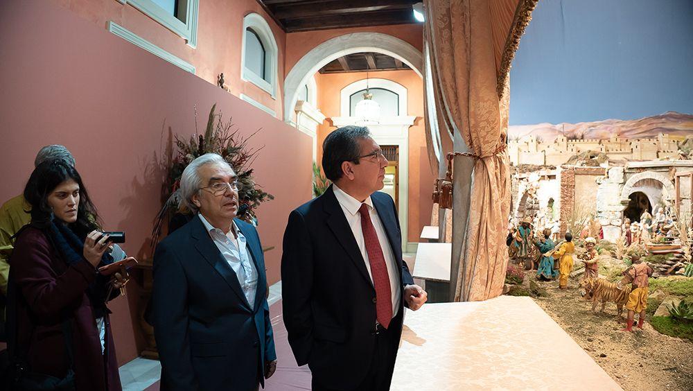 Cajasol - Antonio Pulido y Luis Garduño