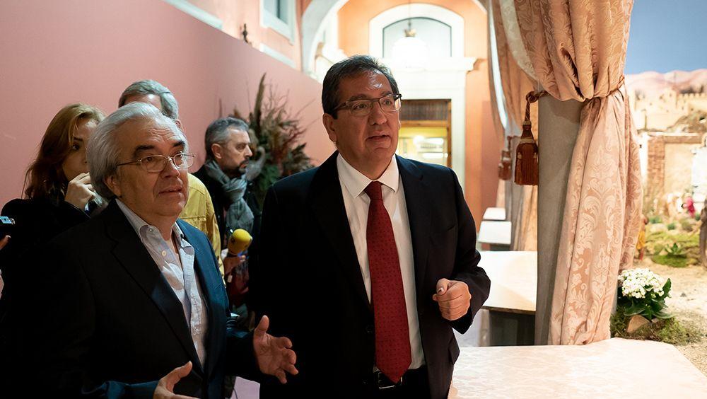 Presentación Belén Fundación Cajasol