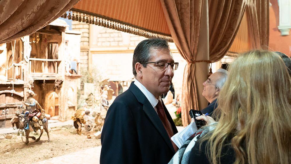 Entrevista a Antonio Pulido Gutiérrez, Presidente de la Fundación Cajasol