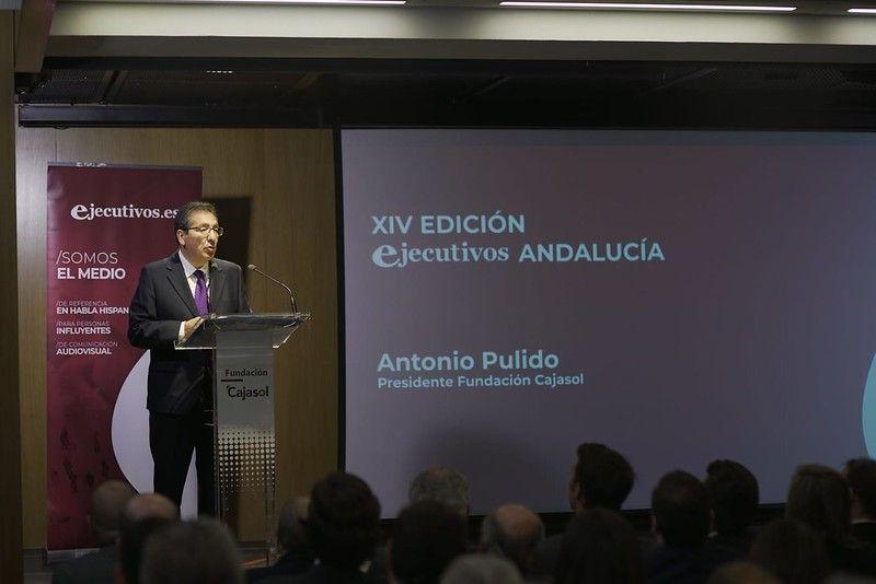 Revista Ejecutivos entrega sus premios en Cajasol