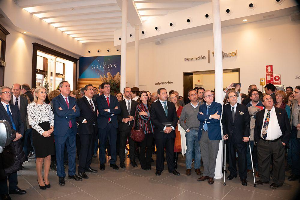 La Fundación Cajasol inaugura la Gran Manzana Cultural de Sevilla