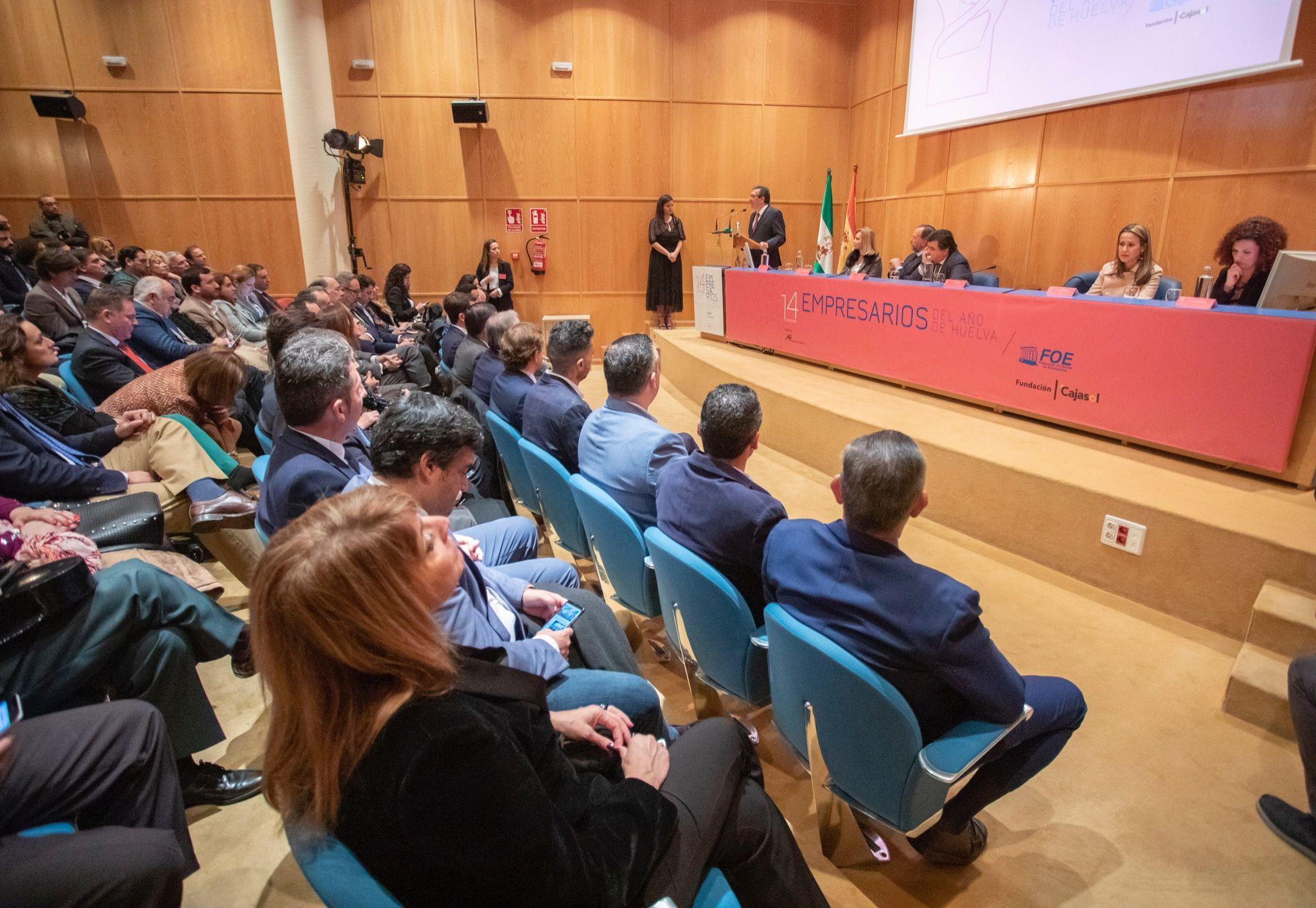 XIV Premios Empresarios del Año Huelva