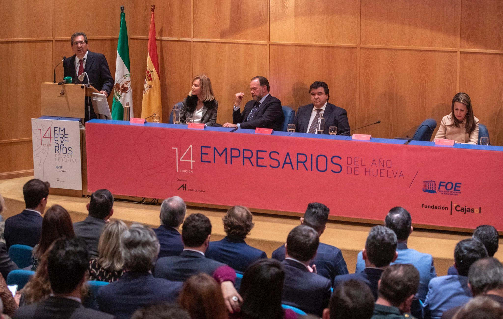 Premios FOE - Fundación Cajasol Huelva