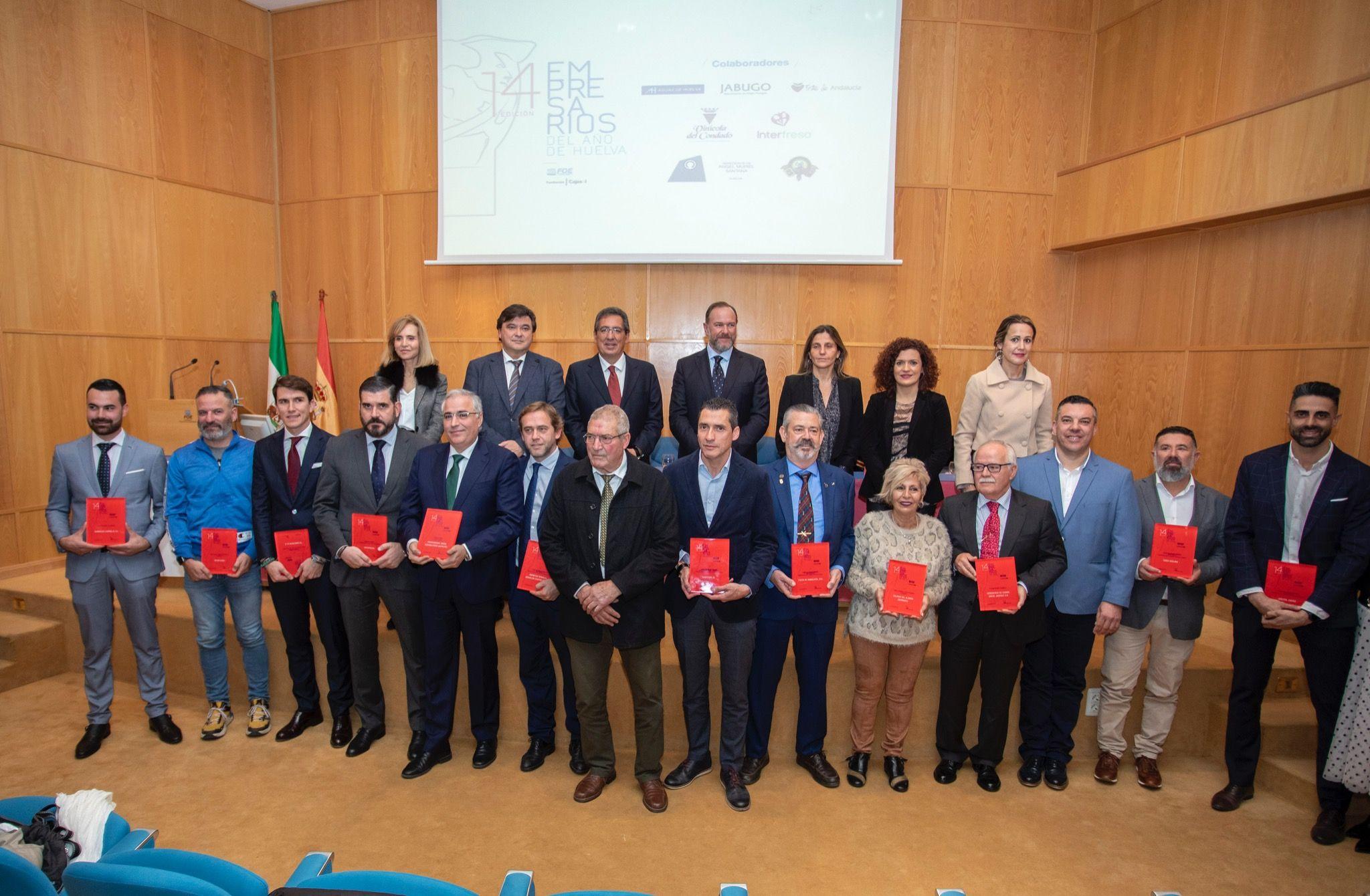 Premios Empresarios del Año de Huelva