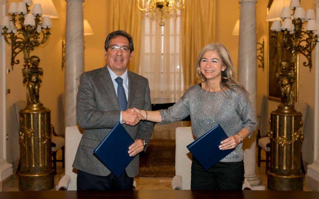 Fundación Cajasol conmemoración OJA