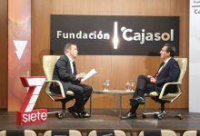 Entrevista en el programa 'Acento Andaluz', de 7TV Andalucía