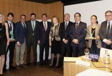 Ceremonia de entrega de los VII Premios Losada Villasante