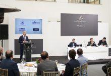 Club de Directivos con Alejandro Blanco, presidente del Comité Olímpico Español