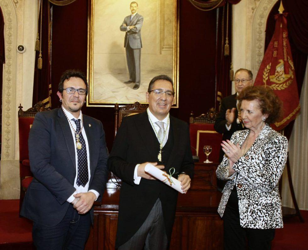 Comparto con ustedes mi discurso de toma de posesión como Académico de Honor en la Real Academia de Bellas Artes de Cádiz.