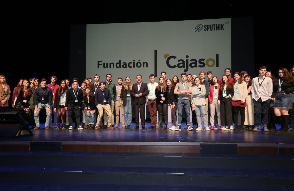 Fundación Cajasol - Proyecto Sputnik