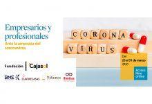 Jornadas Online para Empresarios y profesionales ante la amenaza del coronavirus