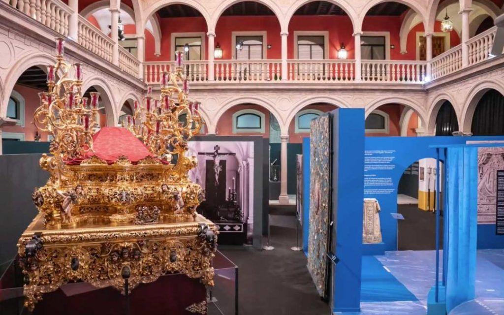 Exposición TENGO SED en Cajasol