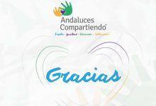 Recogida de alimentos de 'Andaluces Compartiendo' en Sevilla, Huelva, Cádiz y Córdoba