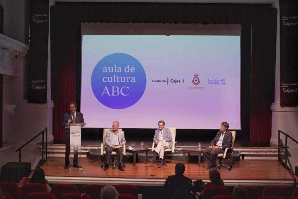 Aula de Cultura ABC de Sevilla en Fundación Cajasol